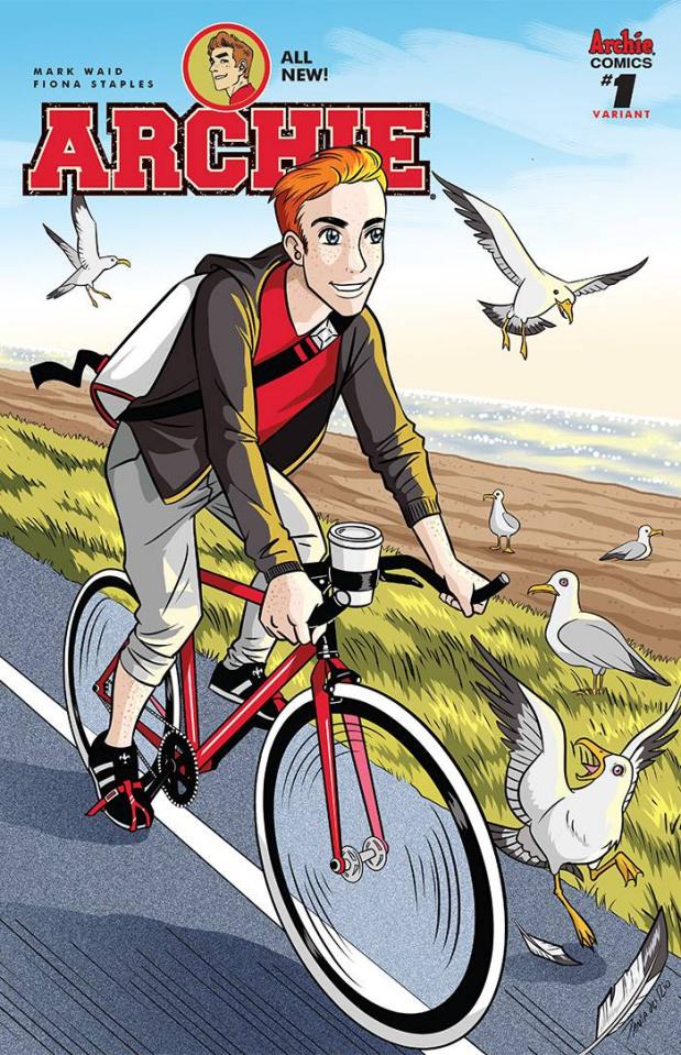 Archie #1 (Tania Del Rio Cover)