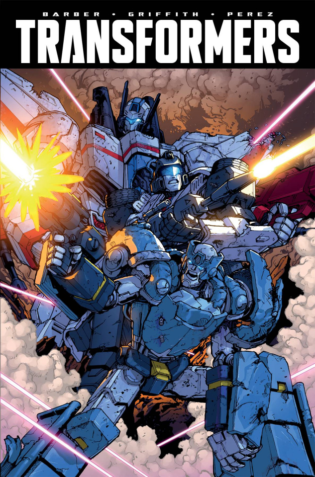 The Transformers Vol. 8