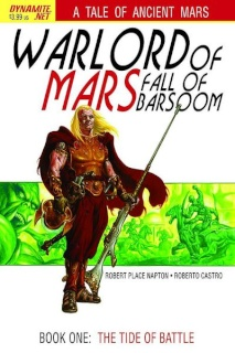 Warlord of Mars: Fall of Barsoom #1