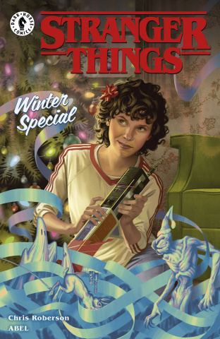 Stranger Things Winter Special (Morris Cover)