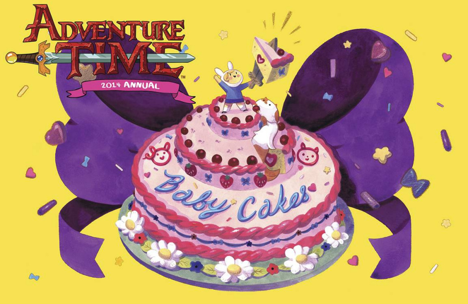 Adventure Time 2014 Annual