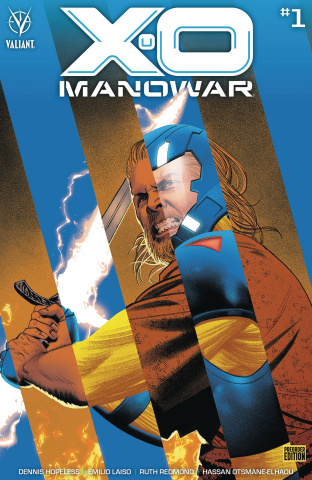 X-O Manowar #1 (#1-12 Pre-Order Bundle)