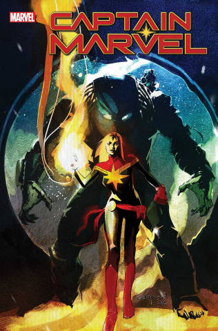 Captain Marvel #29 (Nord Predator Cover)