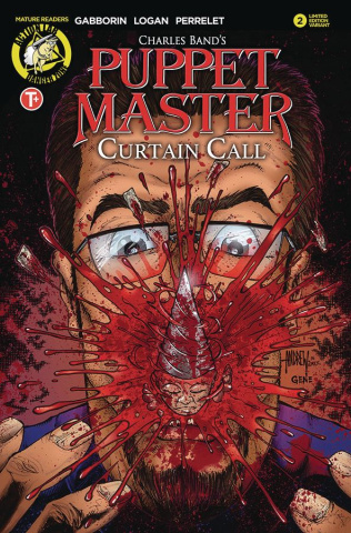 Puppet Master: Curtain Call #2 (Mangum Kill Cover)