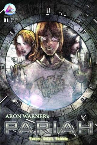 Aron Warner's Pariah #1