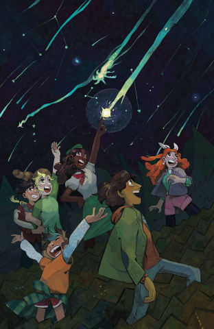 Lumberjanes 2017 Special Faire & Square #1 (20 Copy Cover)