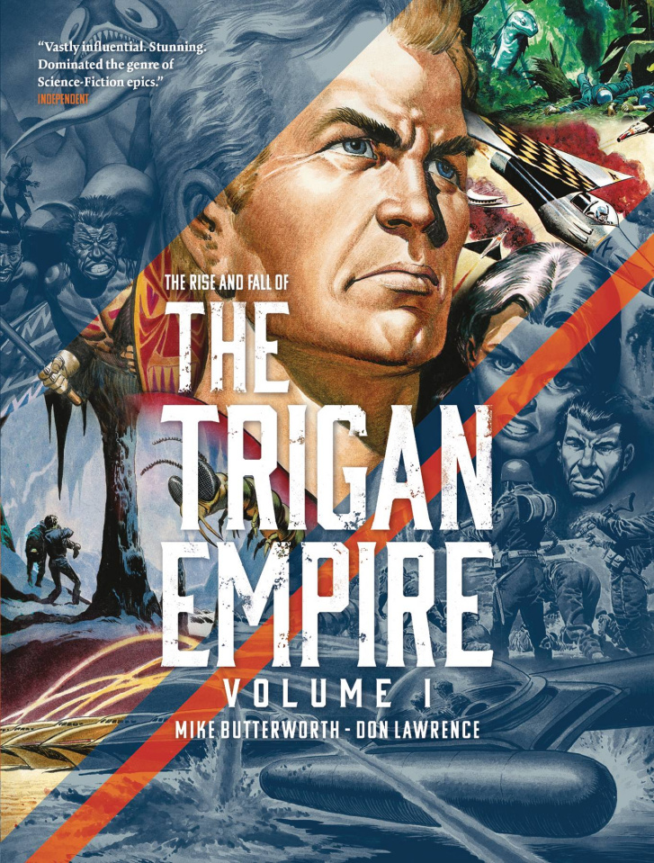 The Rise and Fall of the Trigan Empire Vol. 1