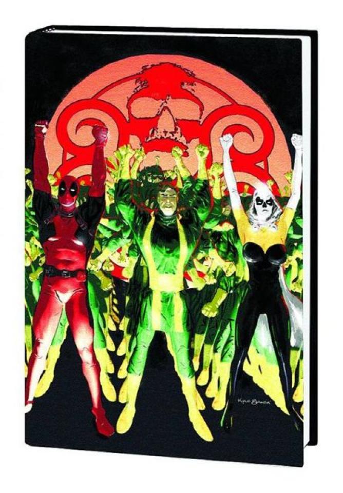 Deadpool MAX: Involuntary Armageddon