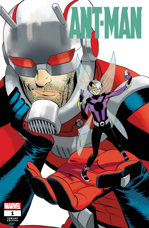 Ant-Man #1 (Martin Cover)