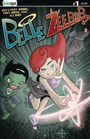 Belle Zeebub #1 (Wytch Cover)