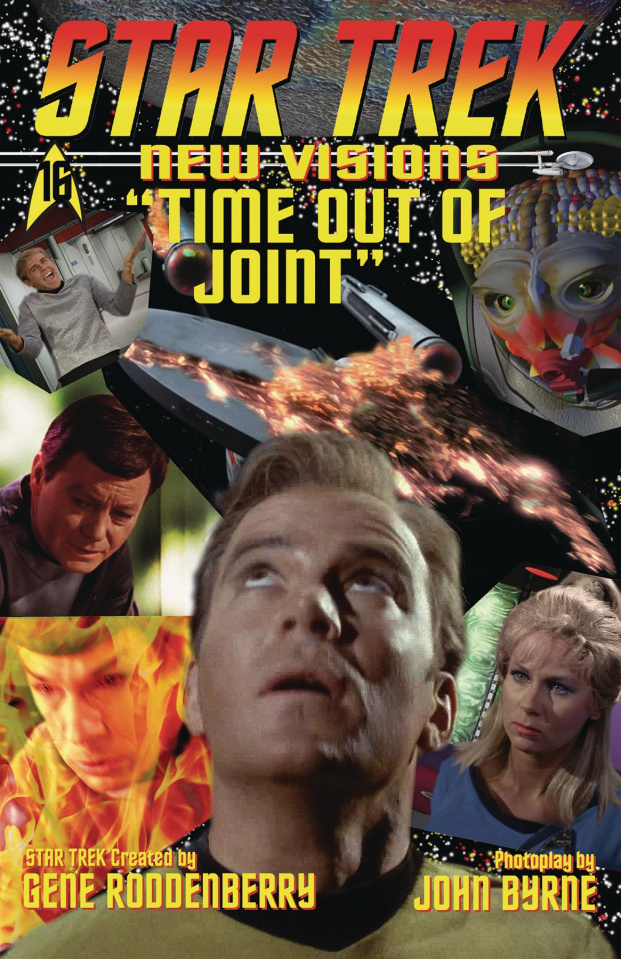 Star Trek: New Visions - Time Out of Joint