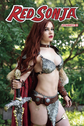 Red Sonja #22 (Polson Cosplay Cover)