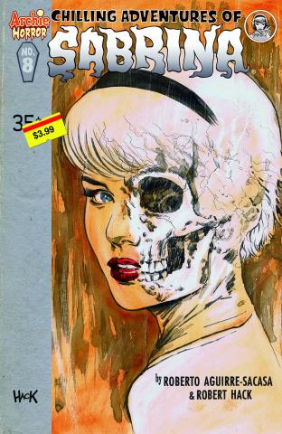 Sabrina #8 (Hack Cover)