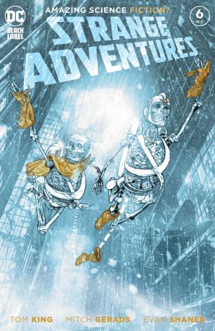 Strange Adventures #6 (Mitch Gerads Cover)