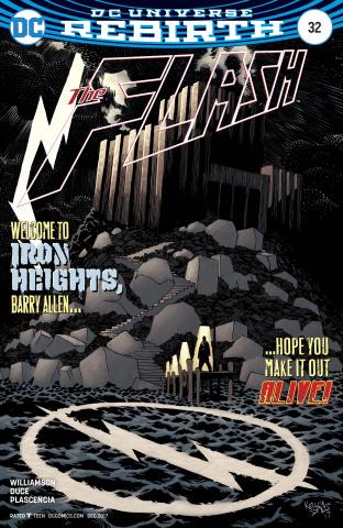 The Flash #32
