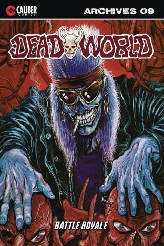 Deadworld Archives Book 9