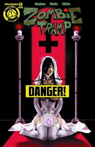 Zombie Tramp #3 (Risque Cover)