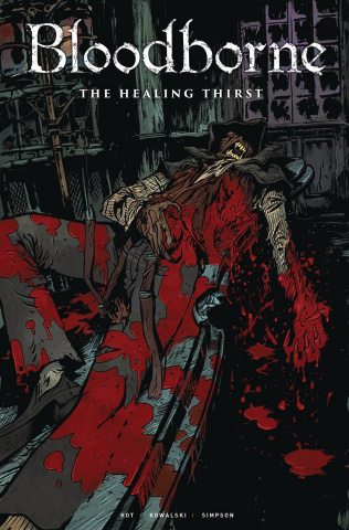 Bloodborne #8 (Johnson Cover)