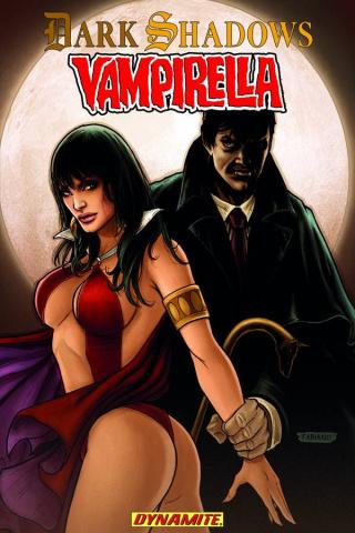 Dark Shadows / Vampirella