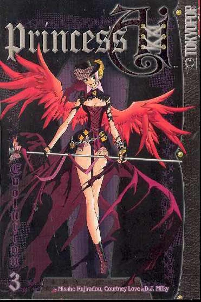 Princess Ai Vol. 3: Evolution