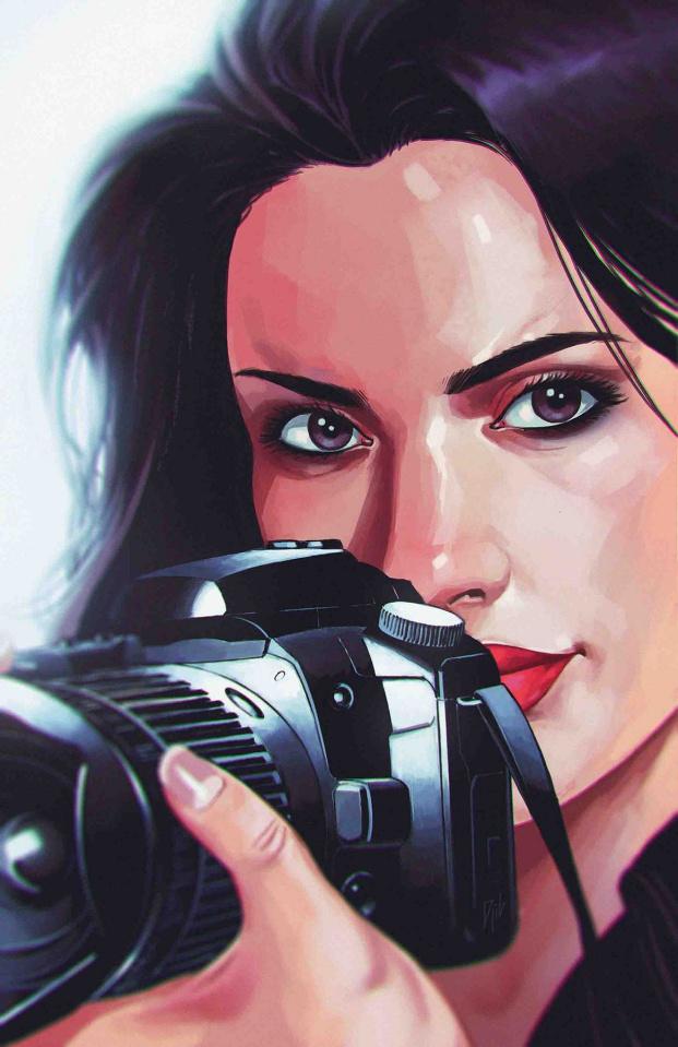 Jessica Jones #12 (Morrisette Phan Cover)