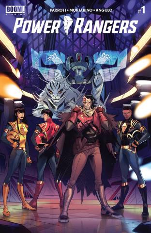 Power Rangers #1 (3rd Printing)