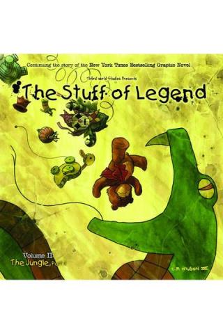 Stuff of Legend: The Jungle #4