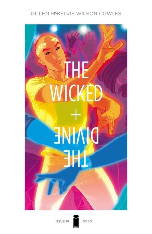 The Wicked + The Divine #19 (McKelvie & Wilson Cover)