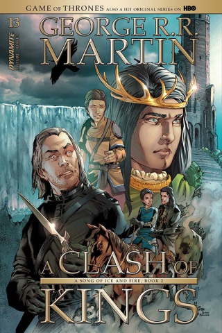 A Game of Thrones: A Clash of Kings #13 (Subscription Rubi Cover)