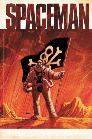 Spaceman #2