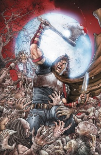 Wrath of the Eternal Warrior #11 (Ryp Cover)