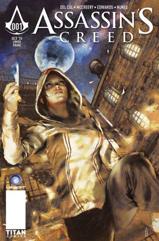 Assassin's Creed #1 (Turini Cover)