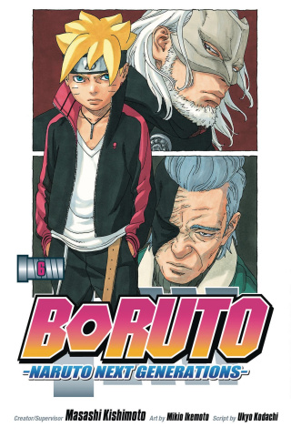 Boruto Vol. 6: Naruto Next Generations