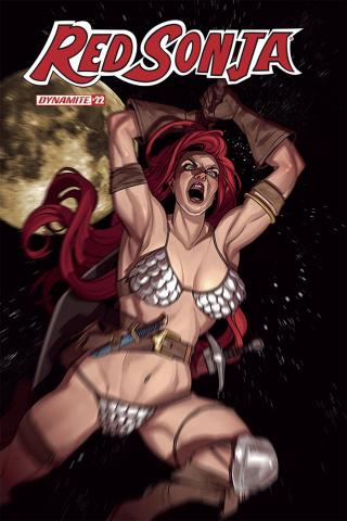 Red Sonja #22 (Stott Cover)