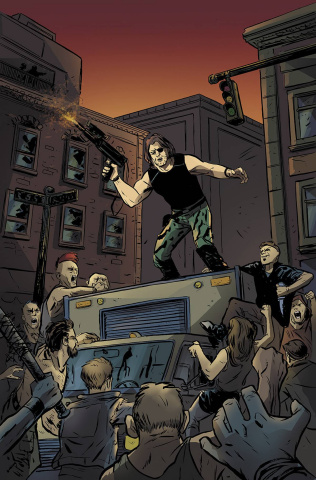 Escape From New York #10