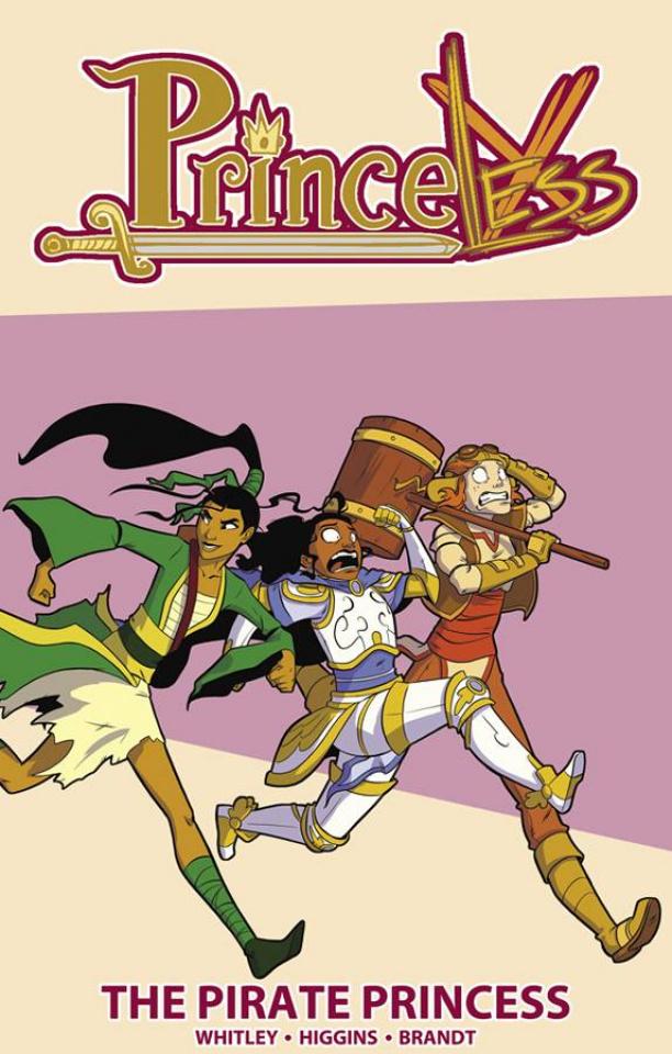 Princeless Vol. 3: The Pirate Princess