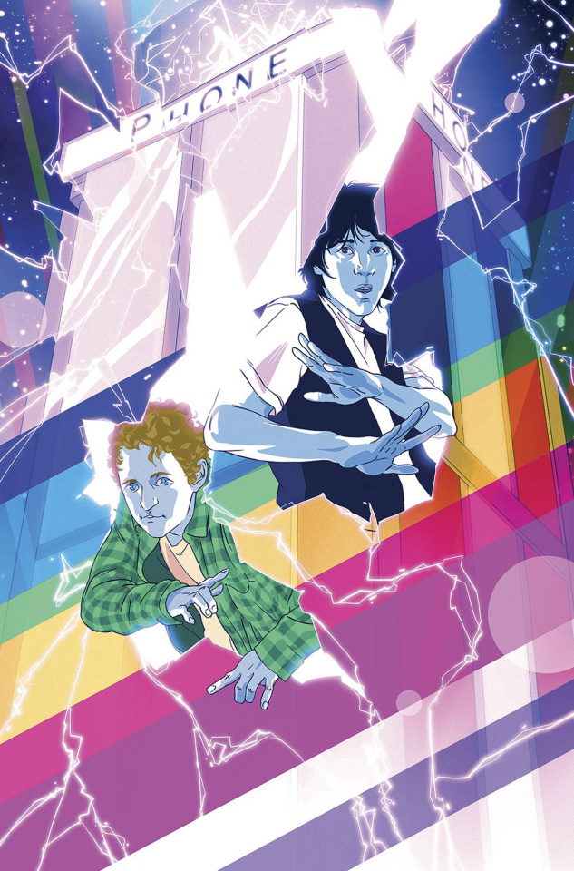 Bill & Ted's Most Triumphant Return #1 (20 Copy Cover)