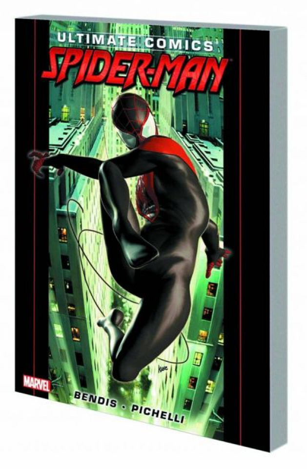 Ultimate Comics Spider-Man by Bendis Vol. 1