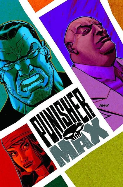 Punisher MAX #19