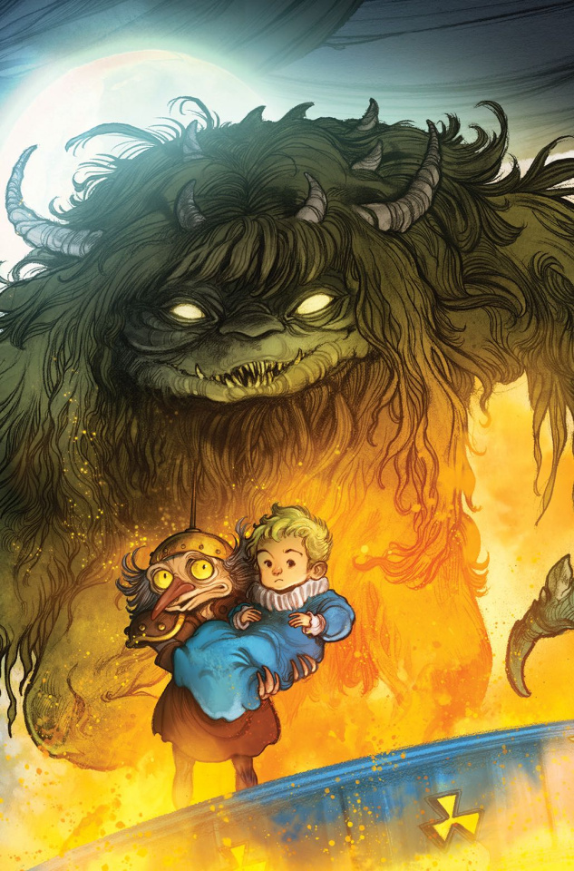 Labyrinth: Coronation #10 (Preorder Godbey Cover)