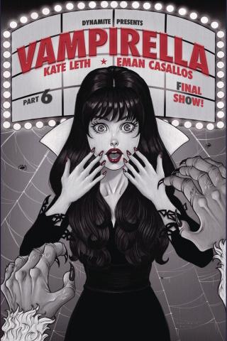 Vampirella #6 (Zullo Cover)