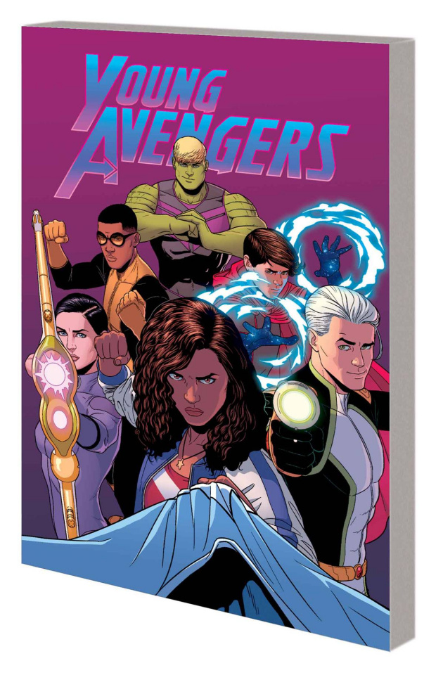 Young Avengers Vol. 3