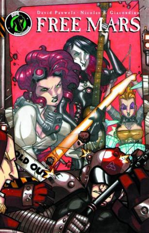 Free Mars: Riot Girls