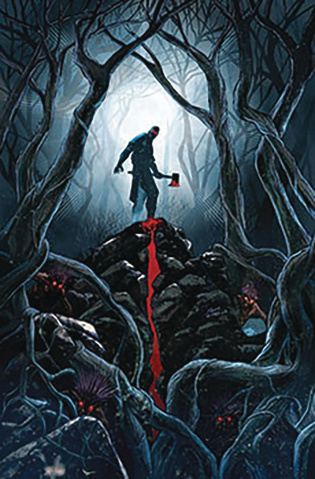 Grimm Tales of Terror: The Bridgewater Triangle #1 (Vitorino Cover)