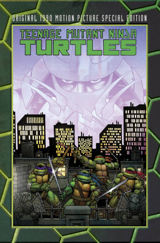 Teenage Mutant Ninja Turtles Original Motion Picture