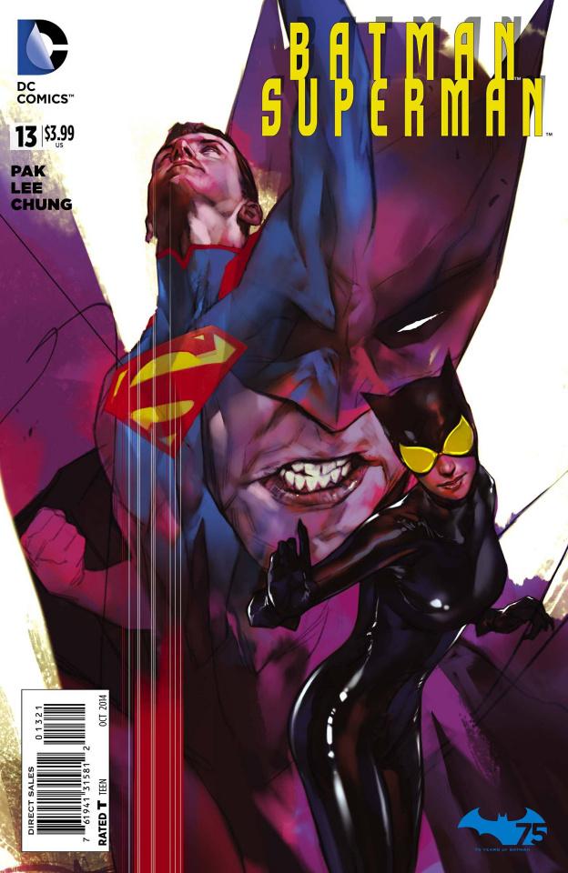 Batman / Superman #13 (Variant Cover)