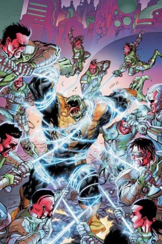 Green Lantern: New Guardians #8