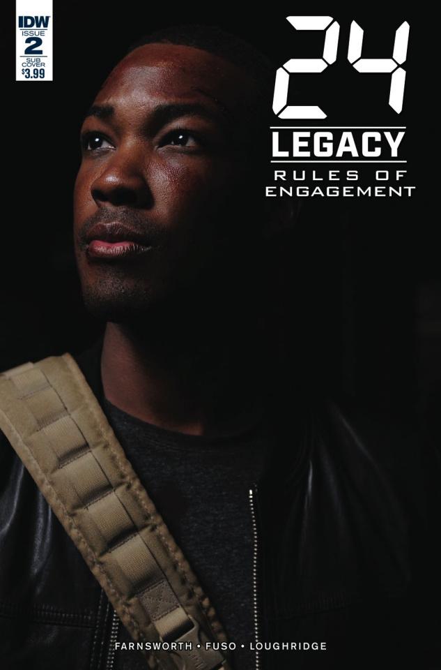 24 Legacy: Rules of Engagement #2 (Subscription Cover)