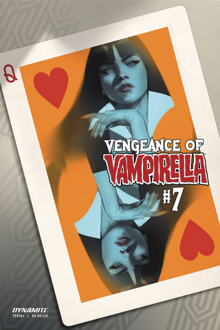 Vengeance of Vampirella #7 (Oliver Cover)