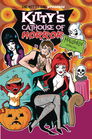 Die Kitty, Die! Cathouse of Horror Special #1 (Parent Cover)